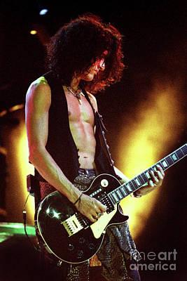 Steven Tyler Photograph - Aerosmith-94-joe-dreamon by Gary Gingrich Galleries