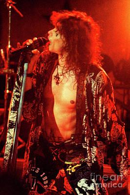 Steven Tyler Photograph - Aerosmith-94-steven-1188 by Gary Gingrich Galleries