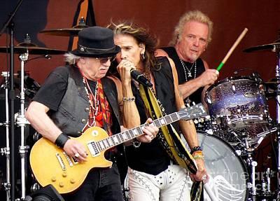 Photograph - Aerosmith by Janice Spivey