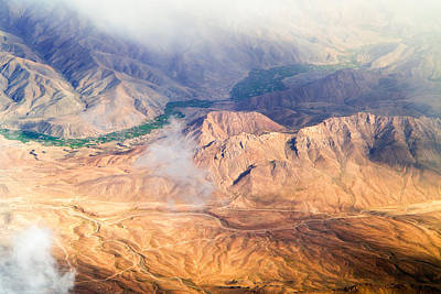 Photograph - Afghan Valley At Sunrise by SR Green