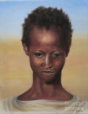 Painting - Africa by Annemeet Hasidi- van der Leij