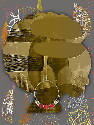 African-american Mixed Media - African American  by Marvin Blaine
