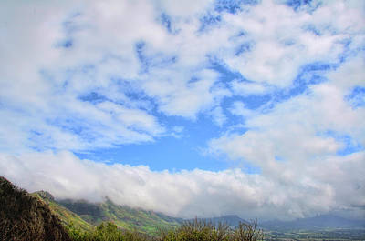 Photograph - African Clouds by JAMART Photography
