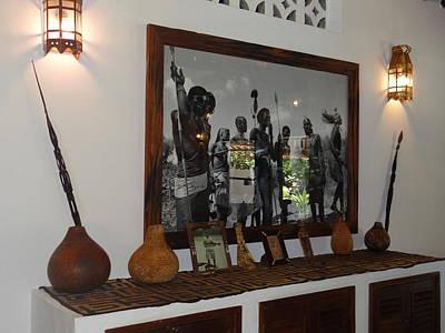 Exploramum Photograph - African Interior Design 3 by Exploramum Exploramum