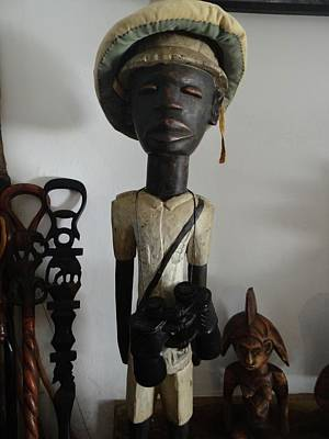 Exploramum Photograph - African Interior Design 4 by Exploramum Exploramum