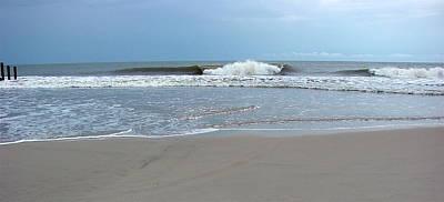 Photograph - African Waves I by Brett Winn