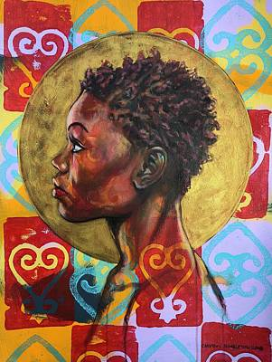 Afro Blue Original