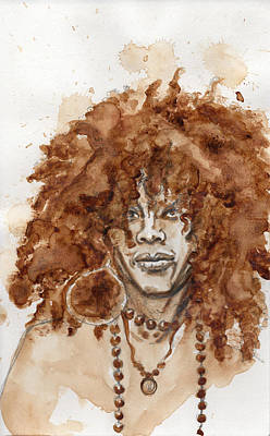 Painting - Afrocentric by Howard Barry
