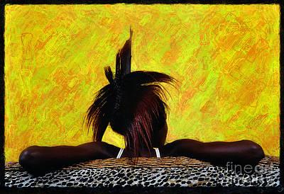 Afrohairdo Original by Morris Keyonzo