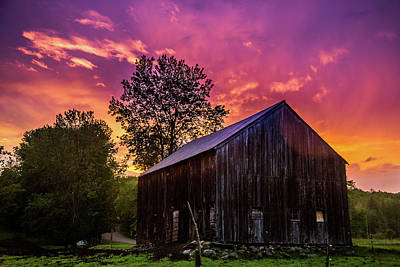 Photograph - After A Summer Storm by Tim Kirchoff