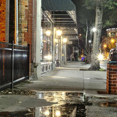 Rain Photograph - After A Wilmington Rain by Greg Mimbs