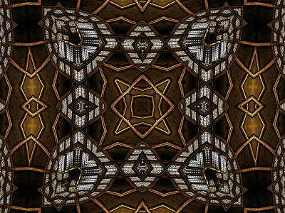 Digital Art - After Deco 10 by Wendy J St Christopher