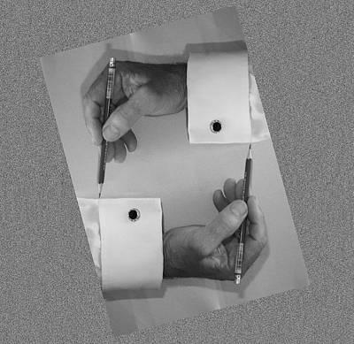 After Escher Art Print