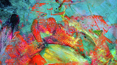 Painting - After Every Storm The Sun Will Smile - Colorful Abstract Art Painting by Modern Art Prints