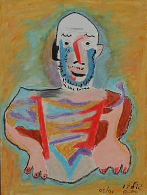 After Picasso Art Print by Harris Gulko