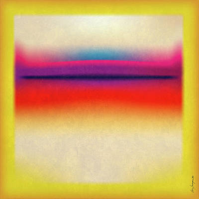 Digital Art - After Rothko 3 by Gary Grayson