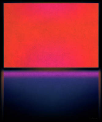 Digital Art - After Rothko Tall 5 by Gary Grayson