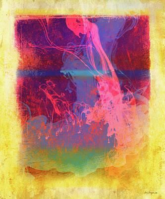 Digital Art - After Rothko Tall 7 by Gary Grayson