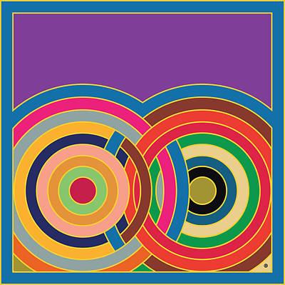 Digital Art - After Stella Nine by Gary Grayson