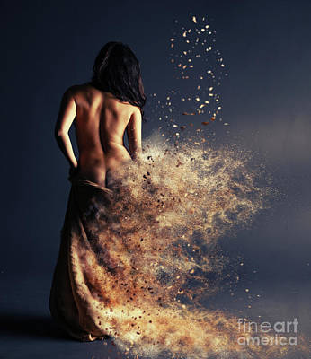 Lust Photograph - After by Nichola Denny