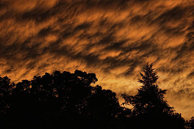 Photograph - After Storm Sunset by Rick Friedle