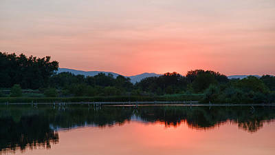 Photograph - After Sunset by Monte Stevens
