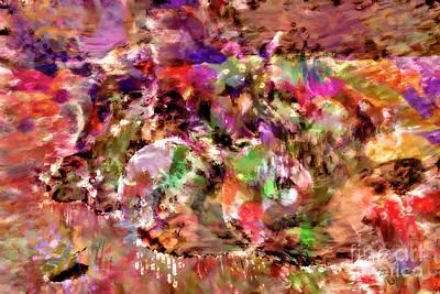 Bullfight Digital Art - After The Bullfight-1 by Dorothy Johnston