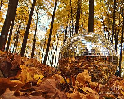 Photograph - After The Disco by Mike Bruckman