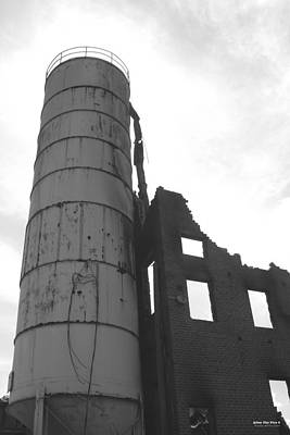 Photograph - After The Fire 6 by Brian Gryphon