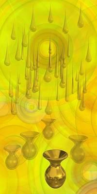 Fantasy Digital Art - After The Gold Rush by Alberto RuiZ