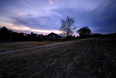 Photograph - After The Harvest by Dan Poirier