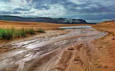 Photograph - After The Rain - Coral Pink Sand Dunes - Utah by Nikolyn McDonald