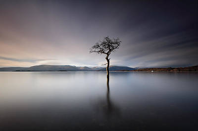 Milarrochy Bay Photograph - After The Rain by Grant Glendinning