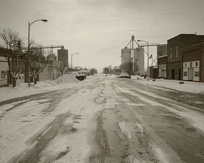 Photograph - After The Snowfall by Art Whitton
