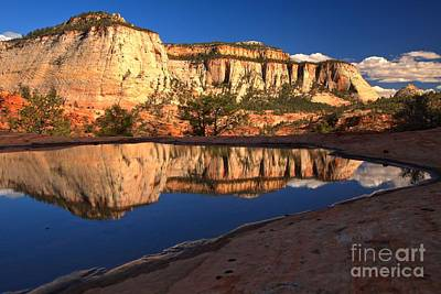 Photograph - After The Storm At Zion by Adam Jewell