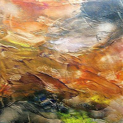 Mountain Mixed Media - After The Storm by Dragica  Micki Fortuna
