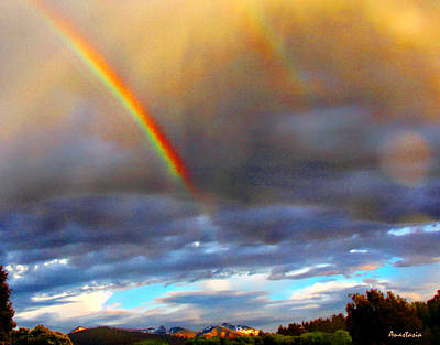 Photograph - After The Storm El Valle New Mexico by Anastasia Savage Ealy