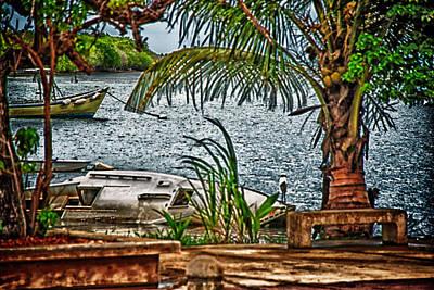 Puerto Rico Digital Art - After The Storm Fajardo Puerto Rico by Frank Feliciano