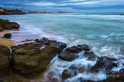Photograph - After The Storm From The Walkway Cadiz Spain by Pablo Avanzini