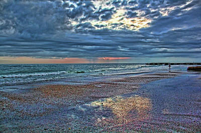 Sunrise Photograph - After The Storm by HH Photography of Florida