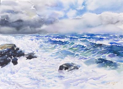 After The Storm Art Print by Jack Tzekov