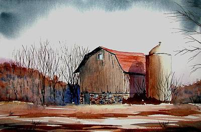 After The Storm Art Print by John Keller