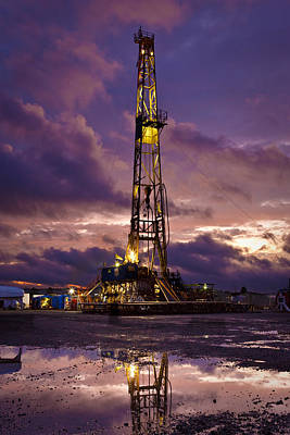 Petroleum Photograph - After The Storm by Jonas Wingfield