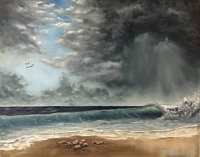 Painting - After The Storm  by Justin Wozniak