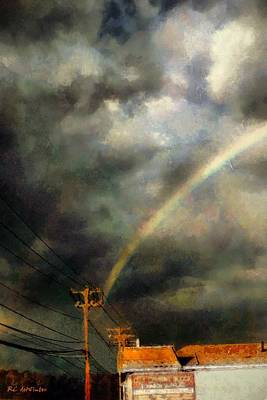 Painting - After The Storm by RC deWinter