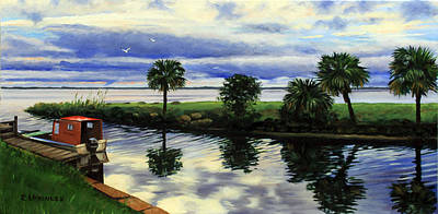 Painting - After The Storm by Rick McKinney