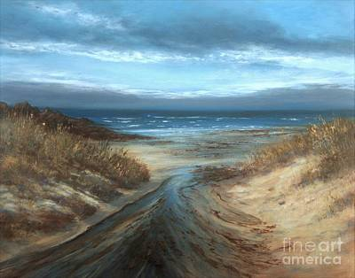 Painting - After The Storm by Valerie Travers