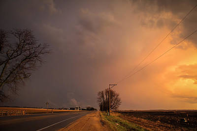 Photograph - After The Storm by Viviana  Nadowski