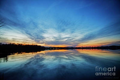 Photograph - After The Sun Goes Down by David Arment