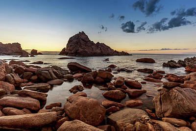 Photograph - After The Sun Has Set by Robert Caddy